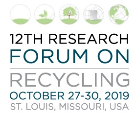 12th Research Forum on Recycling